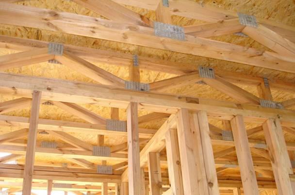 Каждый год в США и Канаде возводят более полутора миллионов каркасных домов. Строительство каркасных домов сочетает высокое качество и возможность быстрой